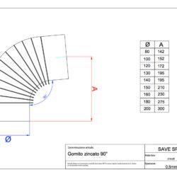 disegno-tecnico-save-air-gomito-90-zincato