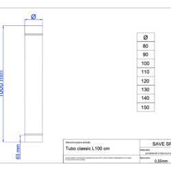 disegno-tecnico-save-classic-tubo-100