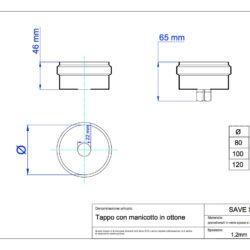 disegno-tecnico-save-pellet-tappo-manicotto-ottone
