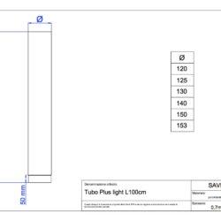 disegno-tecnico-save-plus-light-tubo-100