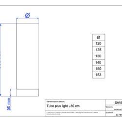 disegno-tecnico-save-plus-light-tubo-50