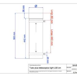 disegno-tecnico-save-plus-light-tubo-telescopico-50