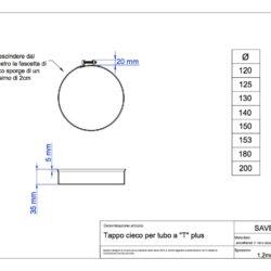 disegno-tecnico-save-plus-tappo-cieco