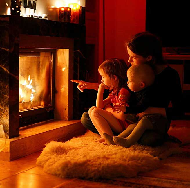 fireplace-family